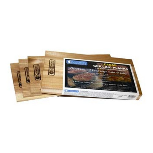 Camerons Products Camerons Products Grilling Plank Cedar 4-Pack CGPX4