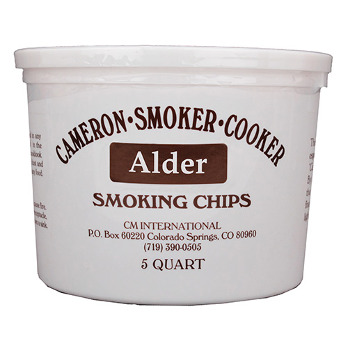 Camerons Products Camerons Products Smoking Chips 5-Quart Alder CQAL