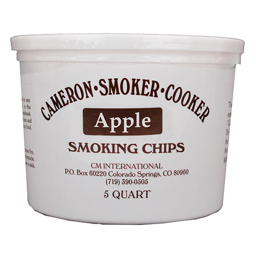 Camerons Products Camerons Products Smoking Chips 5-Quart Apple CQAP