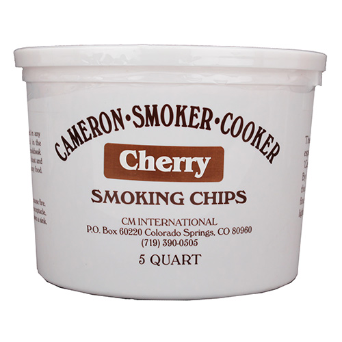 Camerons Products Smoking Chips 5-Quart Cherry