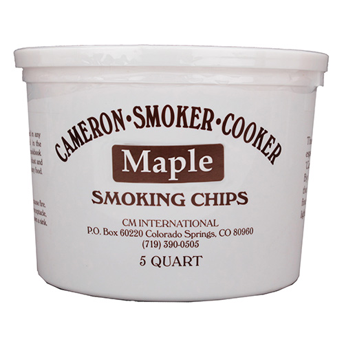 Camerons Products Camerons Products Smoking Chips 5-Quart Maple CQMA