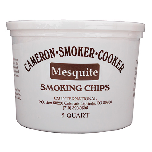 Camerons Products Camerons Products Smoking Chips 5-Quart Mesquite CQME