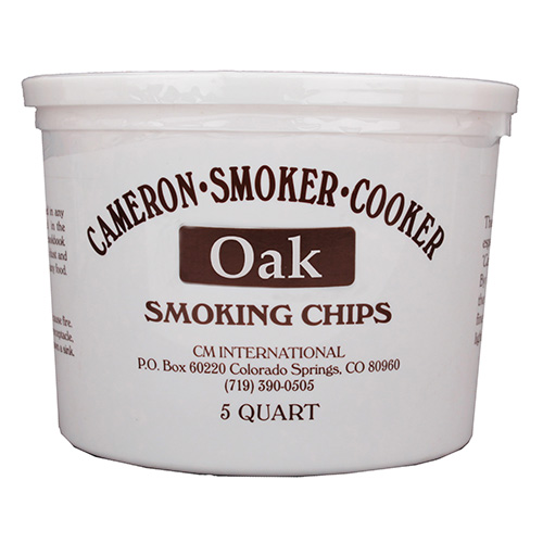 Camerons Products Camerons Products Smoking Chips 5-Quart Oak CQOK