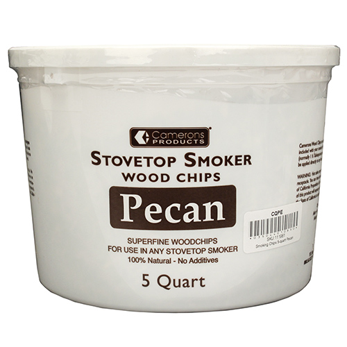 Camerons Products Camerons Products Smoking Chips 5-Quart Pecan CQPE