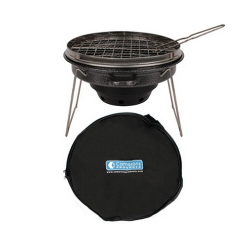Camerons Products Camping Grill Tailgator