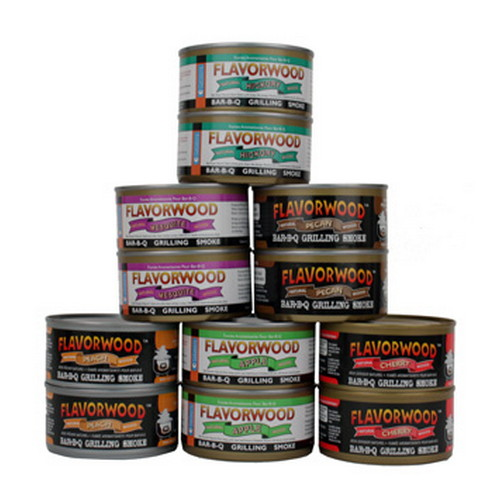Camerons Products Camerons Products Flavorwood 12 Assorted 2 Each(Apple, Cherry, Hickory, Mesquite, Peach, & Pecan) FWAFX12