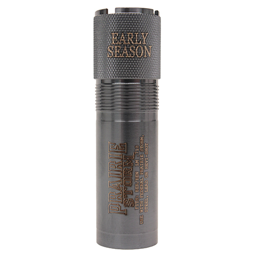 Carlsons Prairie Storm 12 Gauge Choke Tube Early, LM, Most Beretta and Benelli Shotguns