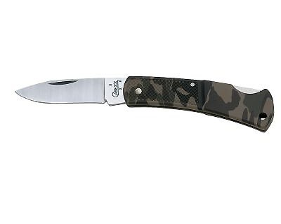 Case Cutlery Case Cutlery Lockback Series LT1225L Stainless Steel Caliber Camo 00662