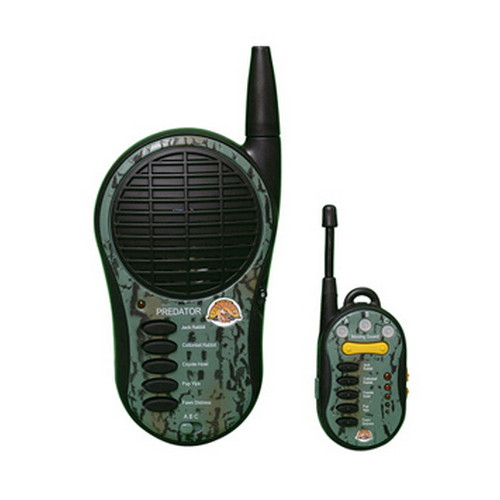 Cass Creek Game Calls Cass Creek Game Calls Nomad MX3 Predator Call with Transmitter CC 938