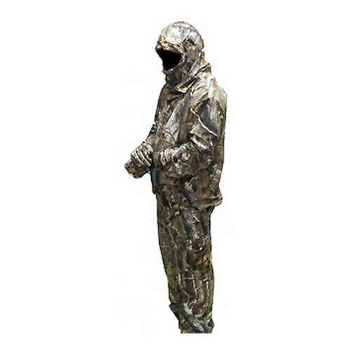 Pro Hood Pro Hood Three Piece Realtree AP Camo Scent Control Suit Medium CC PH M