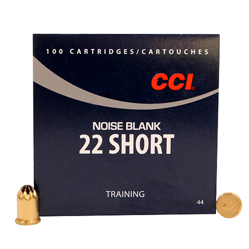 CCI 22 Short by CCI 22 Short, Blank, (Per 100)