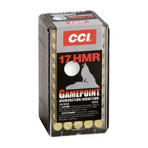 CCI CCI 17 HMR by Game Point (Per 50) 0052