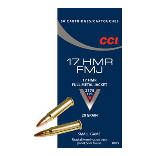 CCI CCI 17 HMR by Full Metal Jacket (Per 50) 0055