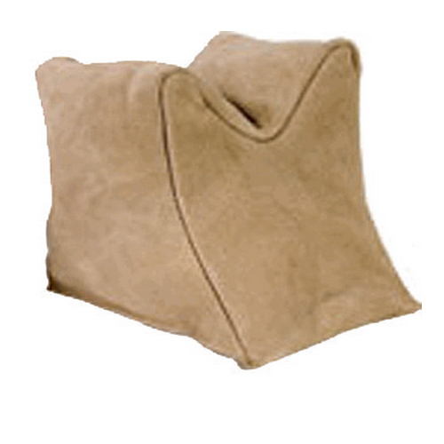 Champion Traps and Targets Champion Traps and Targets Steady Bags Rear, Leather, Prefilled 40479
