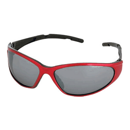 Champion Traps and Targets Champion Traps and Targets Shooting Glasses Ballistic Red, Gloss/Gray 40612