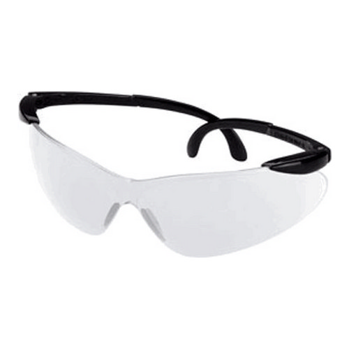 Champion Traps and Targets Champion Traps and Targets Shooting Glasses Ballistic Open, Black/Clear 40615