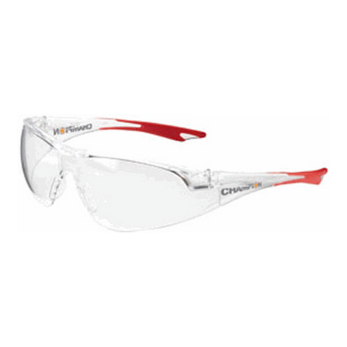 Champion Traps and Targets Champion Traps and Targets Shooting Glasses Youth, Clear 40620