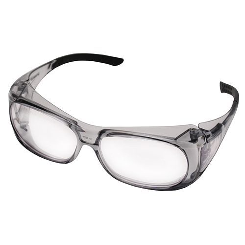 Champion Traps and Targets Champion Traps and Targets Shooting Glasses Over-Spec Ballistic, Clear 40633