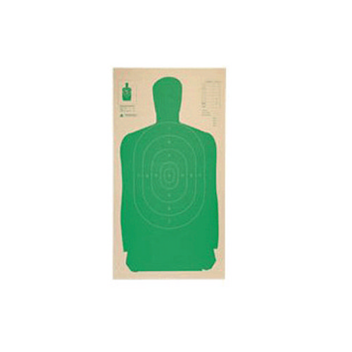 Champion Traps and Targets Champion Traps and Targets Police Silhouette Target 24x45