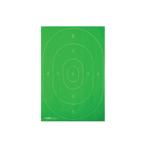 Champion Traps and Targets Champion Traps and Targets B27C Repair Center 12.5 X 12/5 Green (100Pk) 40733