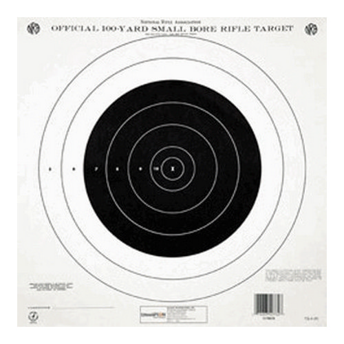 Champion Traps and Targets Champion Traps and Targets Tq4(P) 100 Yard Single Bullseye (Per 100) 40777