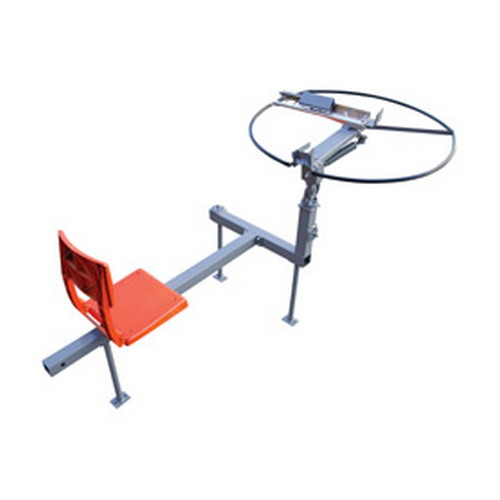 Champion Traps and Targets Trap Match Bird 3/4 Trap with Seat