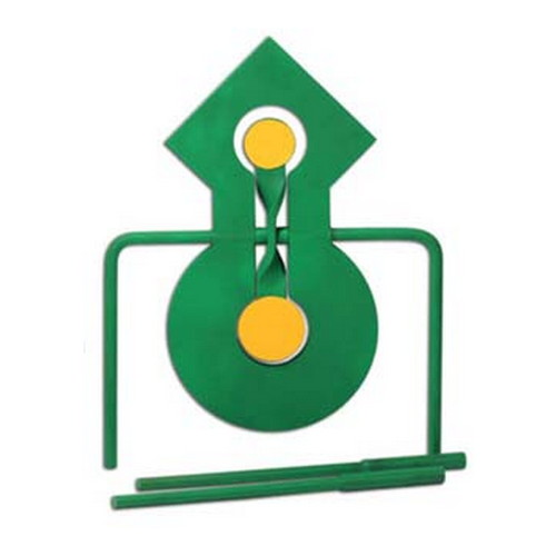 Champion Traps and Targets Champion Traps and Targets Double Reaction Metal Spinner Target 44880