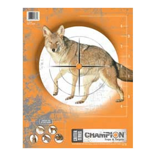 Champion Traps and Targets Champion Traps and Targets Critter Targets (Per 10) 45781
