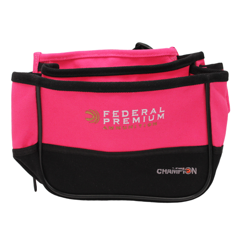 Champion Traps and Targets Champion Traps and Targets Double Shell Pouch, Pink 45853