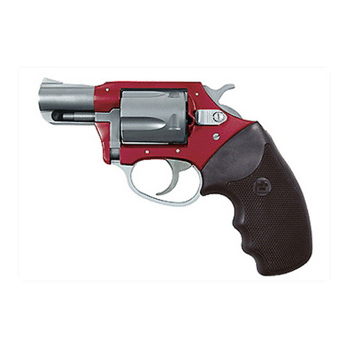 Charter Arms Revolver Charter Arms .38 Undercover Lite 38 Special Red/Stainless Steel, 53823