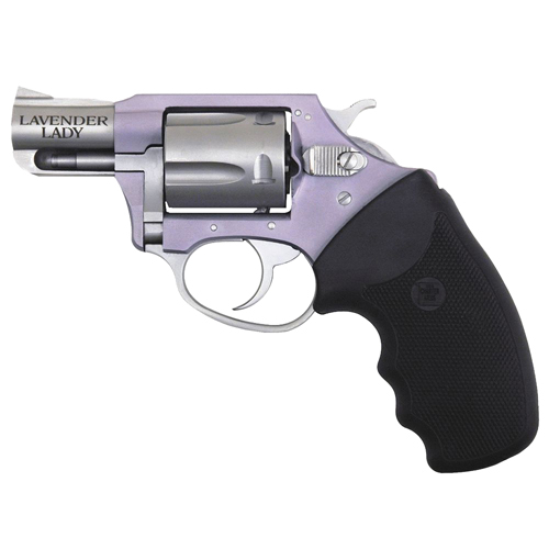 "Charter Arms Lavender Lady 38 Special 2"" Barrel 5 Round Double Action Only Revolver 53841"