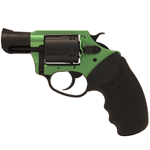 Charter Arms Revolver Charter Arms Shamrock 38 Special Green/Stainless Steel 5 Round 53844