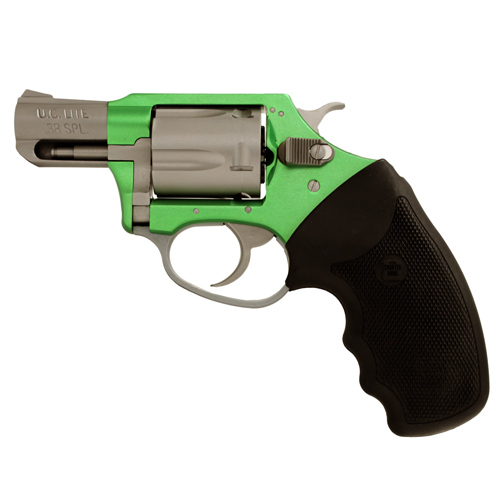 Charter Arms Charter Arms Shamrock 38 Special 5 Round Green/Stainless 53845