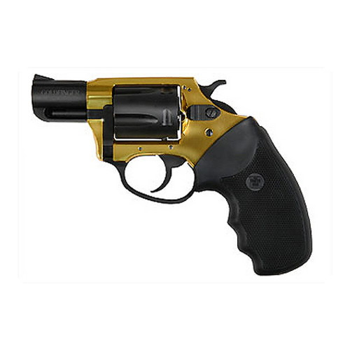 Charter Arms Revolver Charter Arms .38 Undercover Lite Goldfinger, 38 Special 5 Round, 2