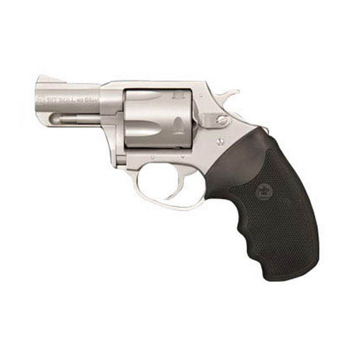 Charter Arms Revolver Charter Arms Pit Bull .40 S&W Cal Rimless Stainless Steel 5 Round 74020