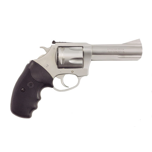 Charter Arms Revolver Charter Arms Target Bulldog 44 Special Stainless Steel Adjustable Sights 4.2