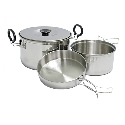 Chinook Plateau Expedition Cookset