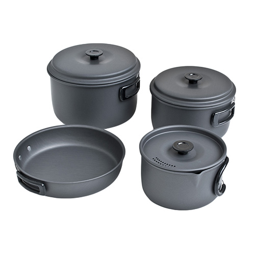 Chinook Trekker 7-Piece Cookset