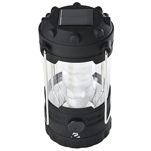 Chinook Chinook 3D LED Solar Camp Lantern 58181