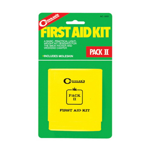 Coghlans Pack First Aid Kit II