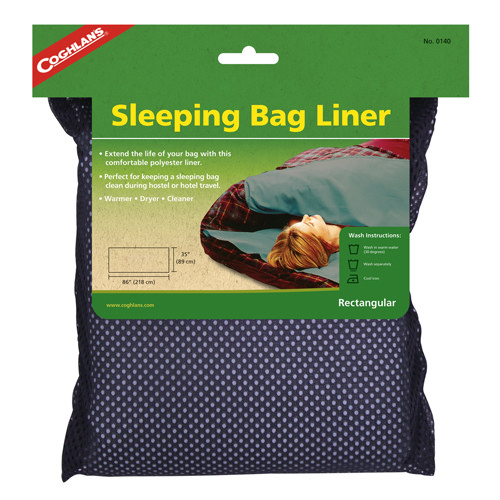 Coghlans Coghlans Sleeping Bag Liner Rectangular 0140