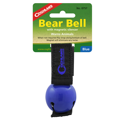 Coghlans Bear Bell Magnetic, Blue
