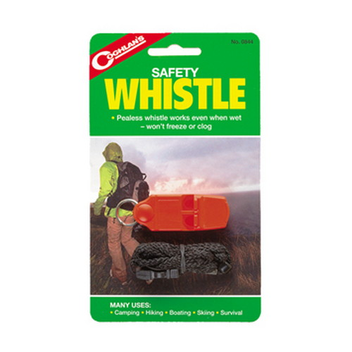 Coghlans Coghlans Camping Whistle Safety Whistle 0844