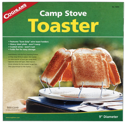Coghlans Coghlans Camp Stove Toaster 504D