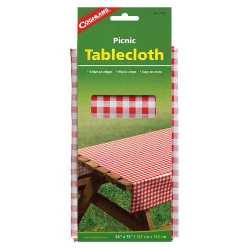 Coghlans Tablecloth 7920