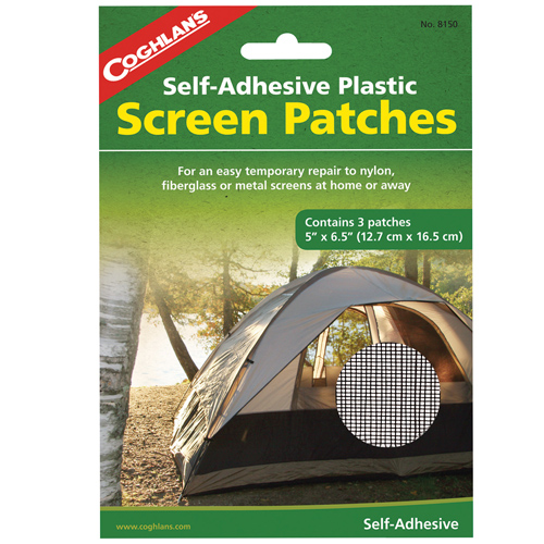 Coghlans Coghlans Screen Patches 8150