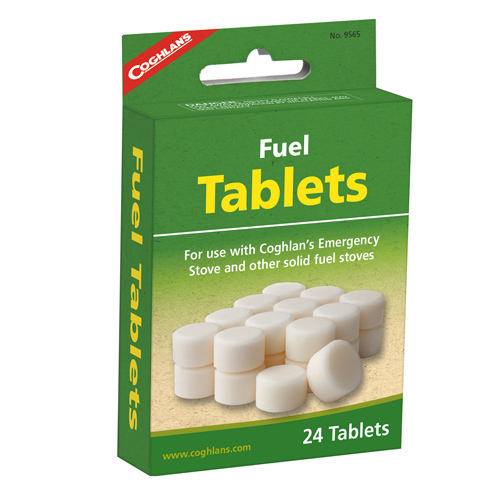 Coghlans Coghlans Fuel Tablets 9565