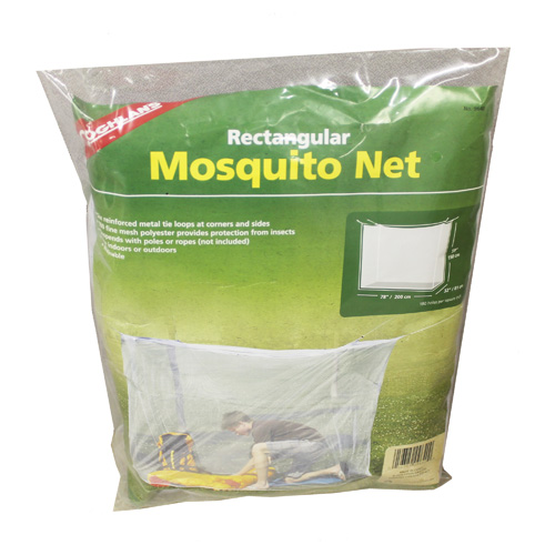Coghlans Coghlans Mosquito Net Single, White 9640