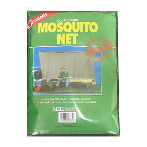 Coghlans Coghlans Mosquito Net Backwoods, Double, Green 9765