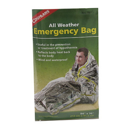 Coghlans Coghlans All-Weather Emergency Bag 9815